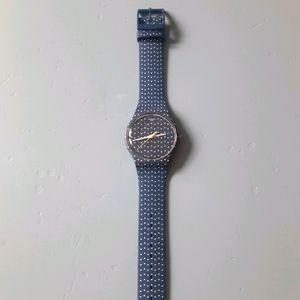 Polka Dot Swatch Watch